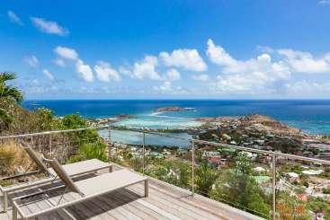 St Barths Caribbean Villa Special, VillaAgave Azul
