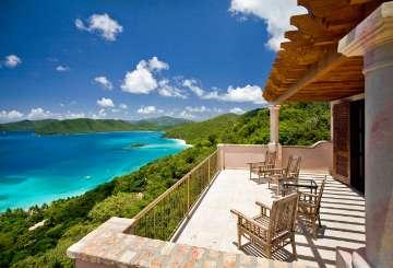 St. John Rockstar Retreat, Luxury Villa Carlota