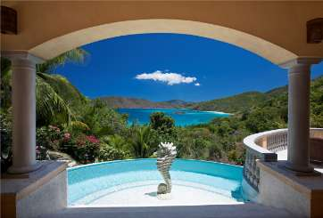 St. John Rockstar Retreat, Luxury Villa Delfina