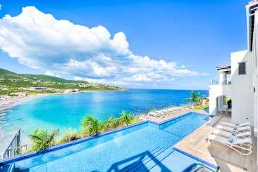 St. Martin St Martin Rockstar Retreat, Luxury Villa Amalia