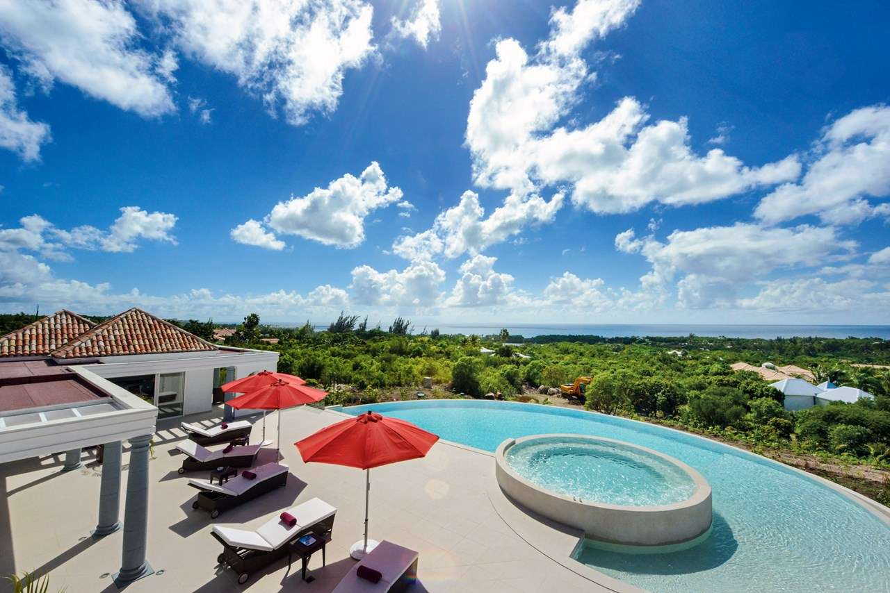 Just in Paradise, Caribbean Villa Special, 25% Discount