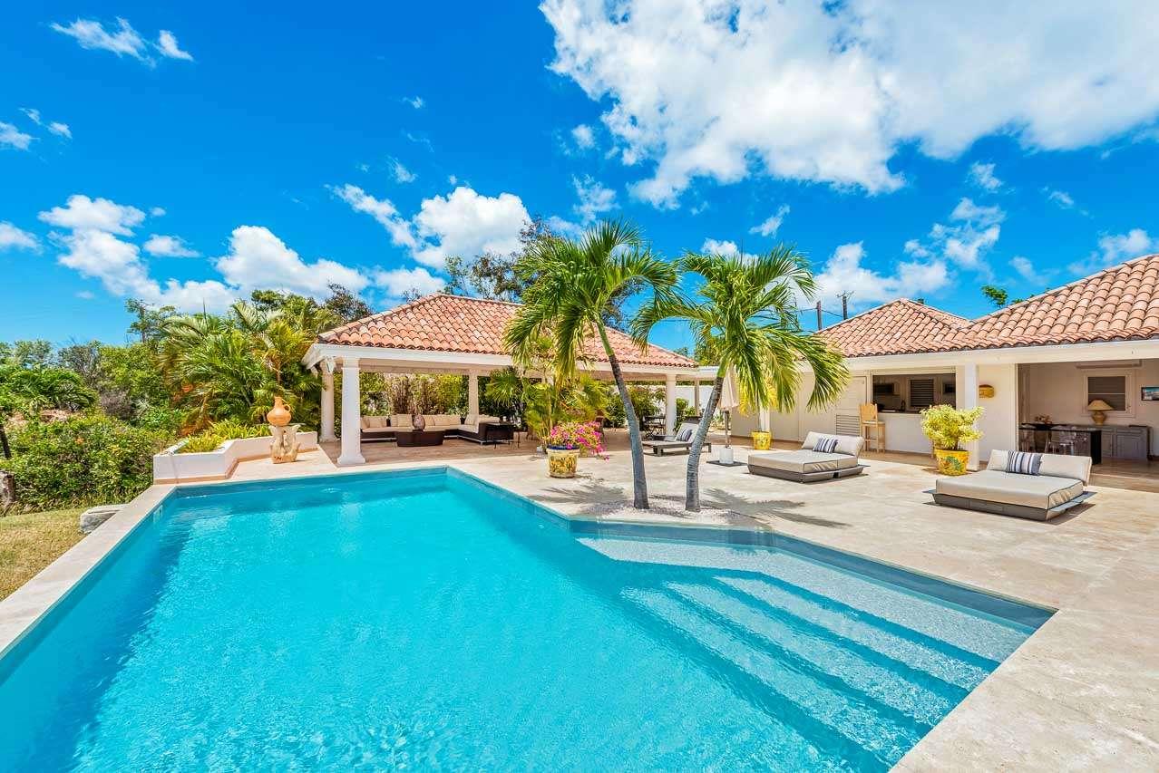La Nina, Romantic Retreat, Honeymoon Villa, St Martin, C LAN