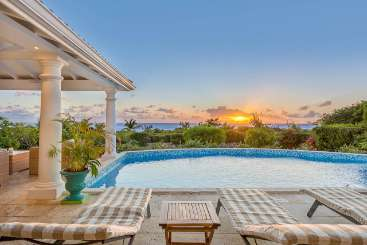 St. Martin St Martin Romantic Retreat, Honeymoon Villa Lune de Miel