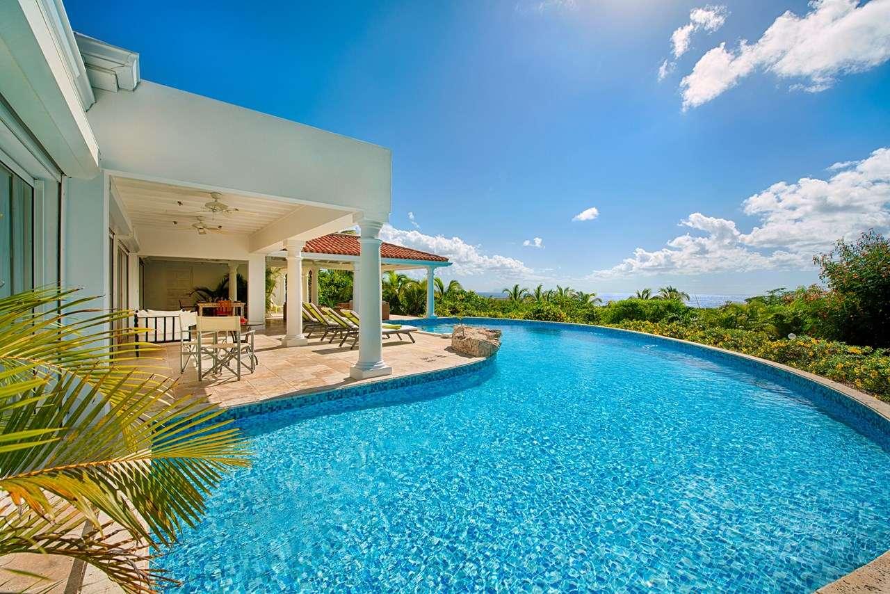 Lune de Miel, Romantic Retreat, Honeymoon Villa, St Martin, C LUN