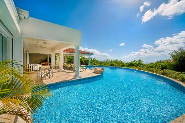 St. Martin St Martin Romantic Retreat, Honeymoon Villa Lune de Miel