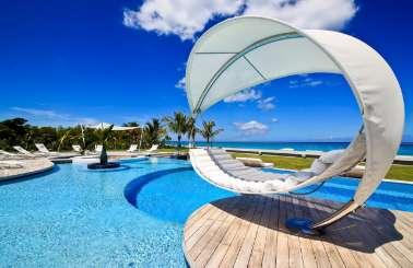 St. Martin St Martin Beachfront Villa C'est La Vie