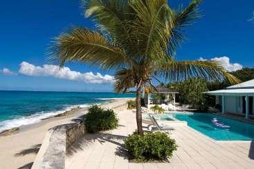 St. Martin St Martin Beachfront Villa Ecume Des Jours