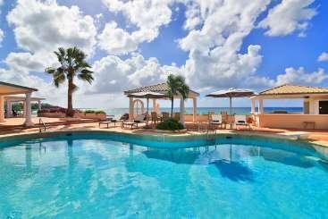St. Martin St Martin Beachfront Villa Les Trois Jours
