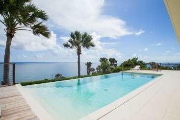 St Barths Romantic Retreat, Honeymoon Villa Enzuma