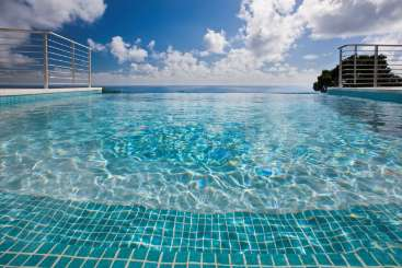 Villa Pool at Villa MA MAS (Mas) at Frenchmans Bay, St. Thomas, Family-Friendly, Pool, 4 Bedroom, 4 Bathroom, WiFi, WIMCO Villas