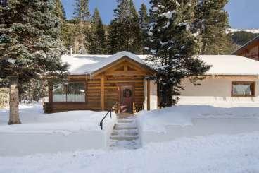 Exterior of Villa TAO DTC (Denton Cabin) at Taos, Taos, Family-Friendly, No Pool, 3 Bedroom, 2 Bathroom, WiFi, WIMCO Villas