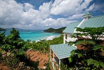 Tortola Beachfront Villa The Refuge