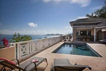 Tortola Family Reunion Villa Summer Heights