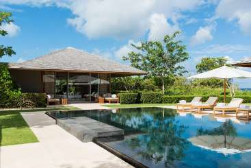 Exterior of Villa AMA 6BV (Amanyara Beach  6 BR) at Northwest Point, Turks & Caicos, Family-Friendly, Pool, 6 Bedroom, 6 Bathroom, WiFi, WIMCO Villas