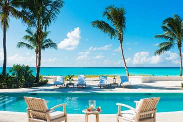 Turks & Caicos All-inclusive Villa with Staff Coral House
