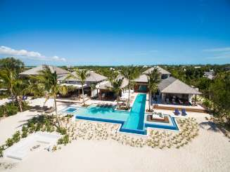 Turks & Caicos Turks and Caicos Incredible Pool at VillaHawksbill