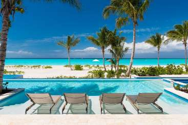 Turks & Caicos Turks and Caicos Incredible Pool at VillaHawksbill