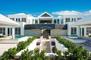Turks & Caicos Turks and Caicos Beachfront Villa Cascade