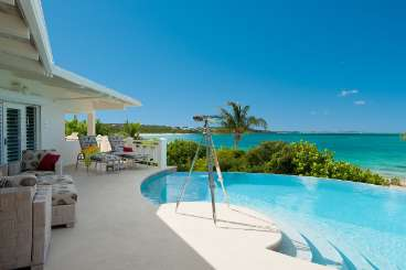 Turks & Caicos Turks and Caicos Beachfront Villa Turtle Beach