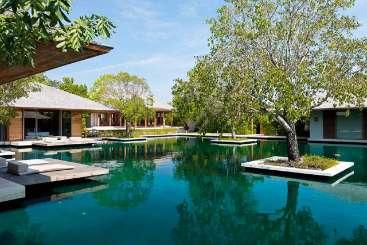 Exterior of Villa AMA 4BV (Amanyara Beach  4 BR) at Northwest Point, Turks & Caicos, Family-Friendly, Pool, 4 Bedroom, 4 Bathroom, WiFi, WIMCO Villas