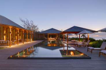 Turks & Caicos Turks and Caicos Rockstar Retreat, Luxury Villa Amanyara Ocean Villa (4 bedrooms)