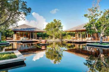 Exterior of Villa AMA 4TV (Amanyara Tranquility 4 BR) at Northwest Point, Turks & Caicos, Family-Friendly, Pool, 4 Bedroom, 4 Bathroom, WiFi, WIMCO Villas
