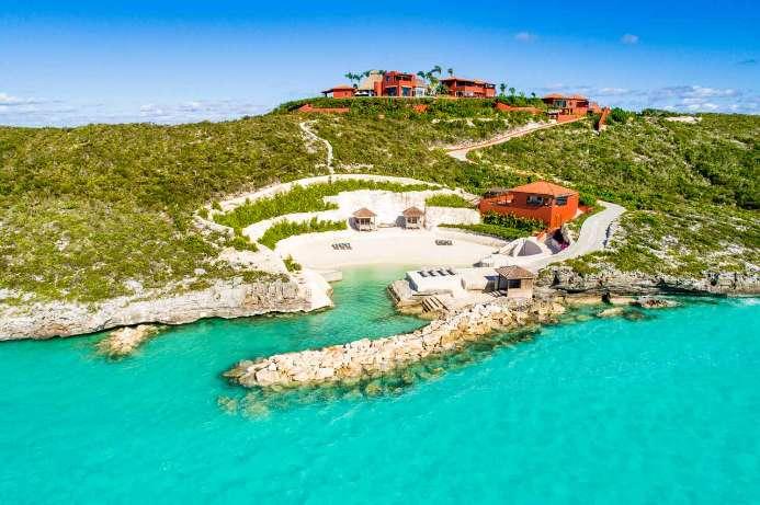 Turks And Caicos Luxury Villas With Chefs Wimco Villas