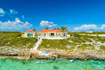 Turks & Caicos Turks and Caicos Golf Villa Breezy Villa