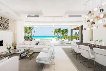 Turks & Caicos All-inclusive Villa with Staff AWA