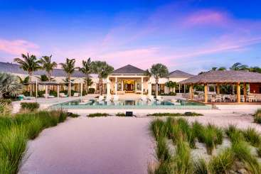 Turks & Caicos All-inclusive Villa with Staff Sentosa