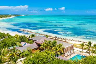 Turks & Caicos Turks and Caicos Tennis Villa Silver Sands