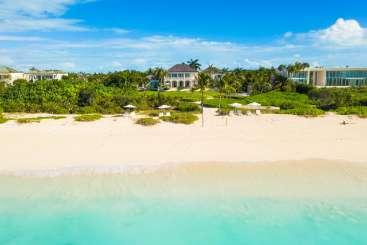 Turks & Caicos All-inclusive Villa with Staff Amazing Grace