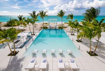 Turks & Caicos All-inclusive Villa with Staff Emerald Pavilion