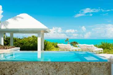 Turks & Caicos Turks and Caicos All-inclusive Villa with Staff Lidija House at The Pearls