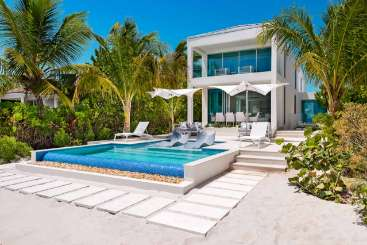 Turks & Caicos Turks and Caicos Villa with Staff Seascape