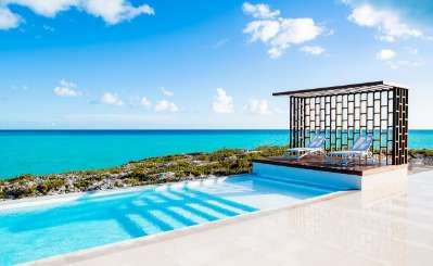 Turks & Caicos Turks and Caicos All-inclusive Villa with Staff Tip of the Tail