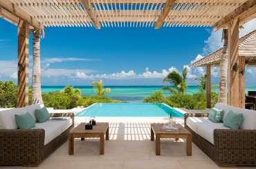Turks & Caicos Turks and Caicos Beachfront Villa Castaway