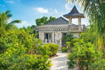 Exterior of Villa TNC COR (Coriander) at Grace Bay Turtle Cove, Turks & Caicos, Family-Friendly, Pool, 1 Bedroom, 1 Bathroom, WiFi, WIMCO Villas