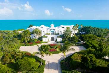 Turks & Caicos All-inclusive Villa with Staff Mandalay