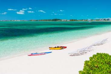 Turks & Caicos Turks and Caicos Tennis Villa Reef Pearl Residence