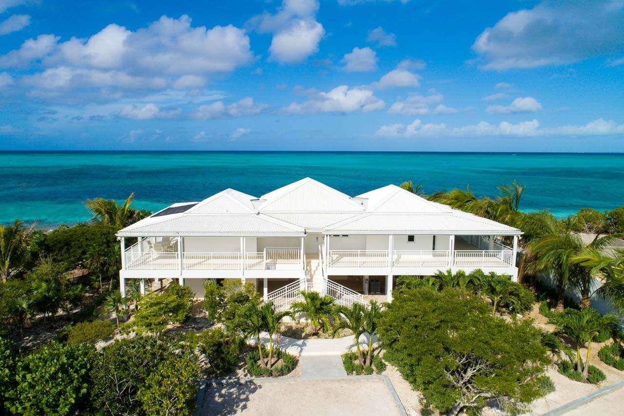 Sandstone, Beachfront Villa, Turks and Caicos, TNC SAN