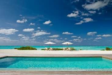 Villa Pool at Villa TC PCBH (Beach House at Parrot Cay) at Parrot Cay, Turks & Caicos, Family-Friendly, Pool, 2 Bedroom, 2 Bathroom, WiFi, WIMCO Villas