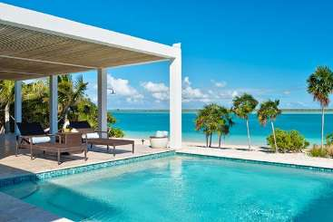Turks & Caicos Turks and Caicos Golf Villa Beachfront Villa Aquazure