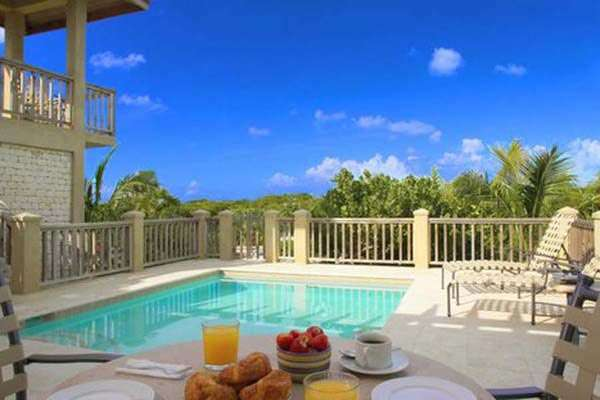 Coriander, Romantic Retreat, Honeymoon Villa, Turks and Caicos, TNC COR