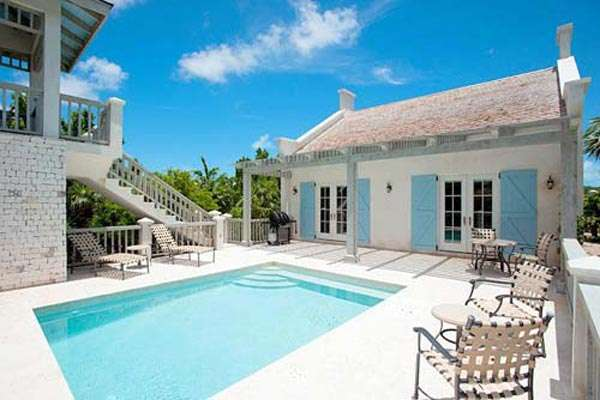 Nutmeg Cottage, Romantic Retreat, Honeymoon Villa, Turks and Caicos, TNC NUT
