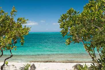 Beach at Villa TNC SED (Sea Edge - The Cottages at Grace Bay) at Grace Bay Turtle Cove, Turks & Caicos, Pool, 1 Bedroom, 1.5 Bathroom, WiFi, WIMCO Villas