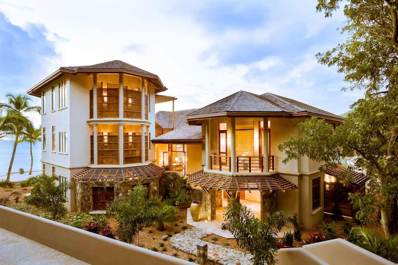 WIMCO Villas, AQU V2, Virgin Gorda, Walk/Mahoe Bay, 5 bedrooms, 5 bathrooms