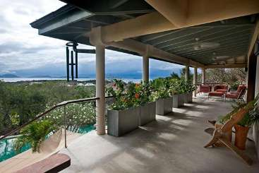 Virgin Gorda Romantic Retreat, Honeymoon Villa Symbio