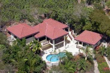 Virgin Gorda Romantic Retreat, Honeymoon Villa Satori II