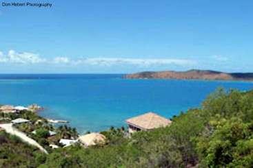 Virgin Gorda Romantic Retreat, Honeymoon Villa Sea Dream